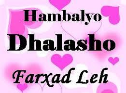 Bilderesultat for dhalasho