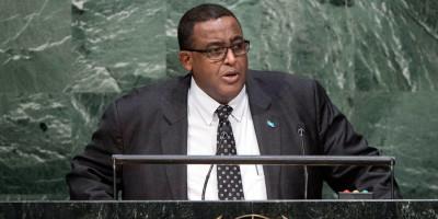 Somalia H.E. Mr. Omar Abdirashid Ali Sharmarke Prime Minister